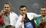 男子铁饼伊朗哈达迪金牌