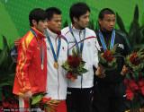 拳击男子60KG级印度选手夺金