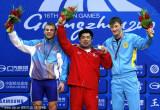 男举77公斤级苏达金夺冠