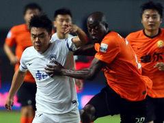 视频集锦-梅方替补头槌绝杀天津 武汉6轮首胜