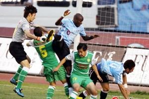 大连3-0完胜北京