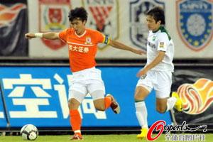 杭州主场2-1逆转胜山东
