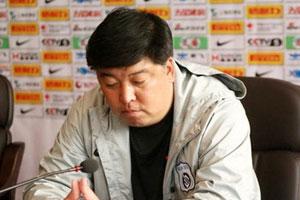 实德官方宣布主教练徐弘下课助理教练柳忠长代理