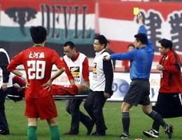 张晓彬绝杀创队史最佳战绩天津客场1-0河南夺亚军