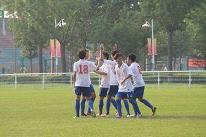潍坊杯-鲁能U18队点球战6-5博塔弗戈决赛战圣保罗