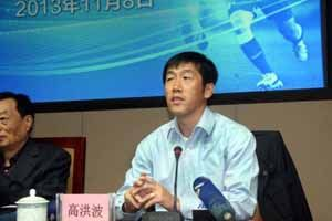 高洪波:目标带舜天进中超前6未来希望能回京执教