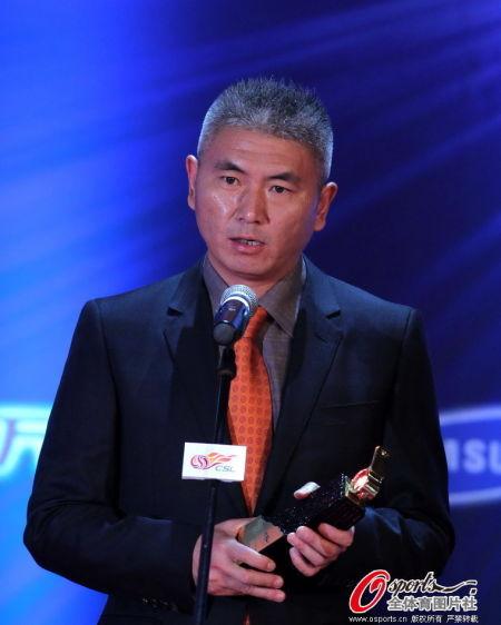 从前在2013赛季取得过金哨的李俊将法律国安对上港的核心之战