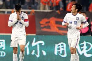 中超-王新欣绝杀泰达客场3-2送鲁能两连败