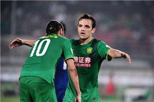 中超-巴塔拉两球杨智霸气封点国安2-1胜申鑫