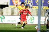 图文-[中超]陕西宝荣3-0辽宁宏运这下能破门吗?