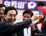 图文-[中超]广州广药VS大连实德广州市委书记到场