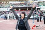 图文-激情球迷助阵京杭焦点大战 沙宝亮到场助威国安