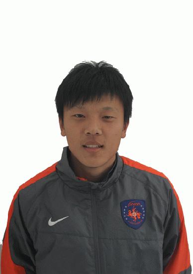 图文-2010赛季青岛中能队成员照 25号邹正