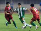 图文-[中超]河南建业1-0杭州绿城 荣昊突破受阻