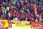 图文-[中超]上海VS南昌 南昌球迷今晚最幸福