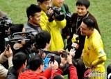 马明宇成媒体焦点