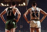 NBA老照片-绿衫军杀出奇兵哈弗利切克让湖人抓狂