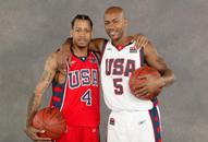 NBA老照片-六年前梦之队双星如今他们在CBA相遇?