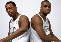 老照片-曾经的绿军双子星从此不见胖头陀跳甩臀舞
