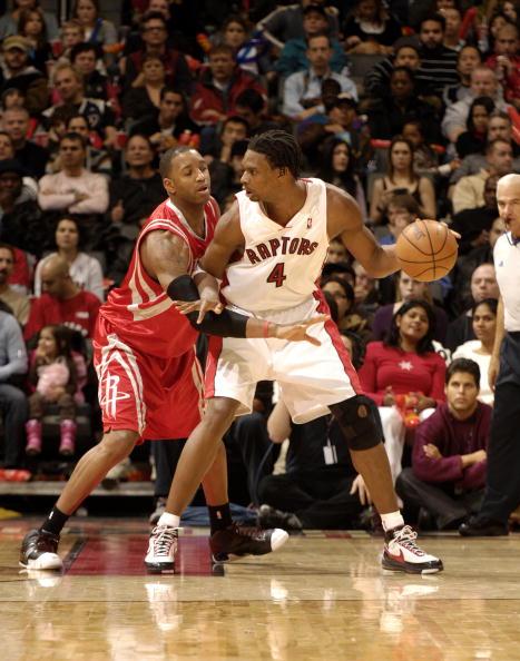 图文-[NBA]火箭80-93猛龙麦蒂防守波什