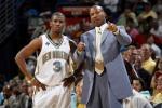 图文-[NBA]小牛94-99黄蜂最佳教练指挥蜂王