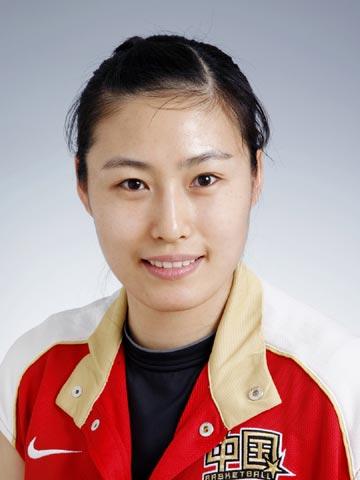 图文-[个人档案]中国女篮奥运代表团 宋晓云