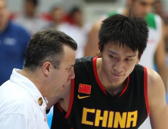 图文-斯杯中国队战胜伊朗队邓华德教诲孙悦