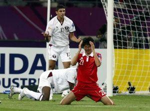 亚洲杯-妖星两球国足0-2负卡塔尔最后一场定生死