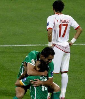 亚洲杯-尤尼斯策动补时乌龙伊拉克1-0绝杀阿联酋
