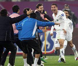 亚洲杯-奇兵三分钟内连入两球乌兹别克2-1胜约旦