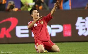 亚预赛-武磊头球锁胜局国足半场惊魂1-0险胜印尼