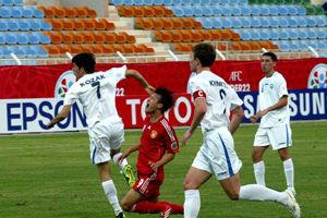 U22亚洲杯-黑色三分钟再现!补时丢2球中国1-2负
