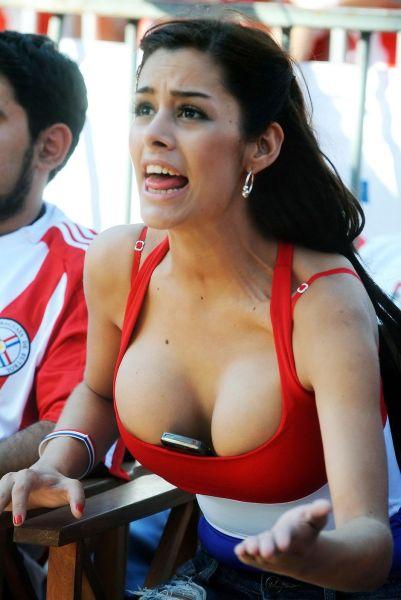 巴拉圭女神里克尔梅胸夹