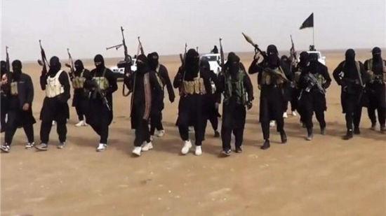 阿拉比亚电视台报道中使用的新闻图片,图中为ISIS武装人员。