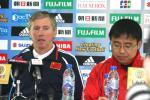 2008东亚足球锦标赛--2008东亚四强赛赛前新闻发布会 精彩图集