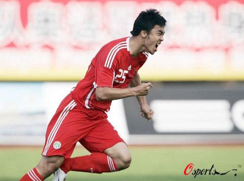 图文-[热身赛]中国国奥1-0澳大利亚 赵旭日绝杀