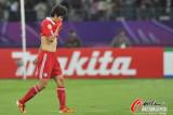 中国球员很郁闷