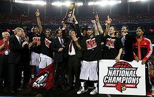 NCAA总决赛:路大夺冠皮蒂诺创历史密歇根再饮恨
