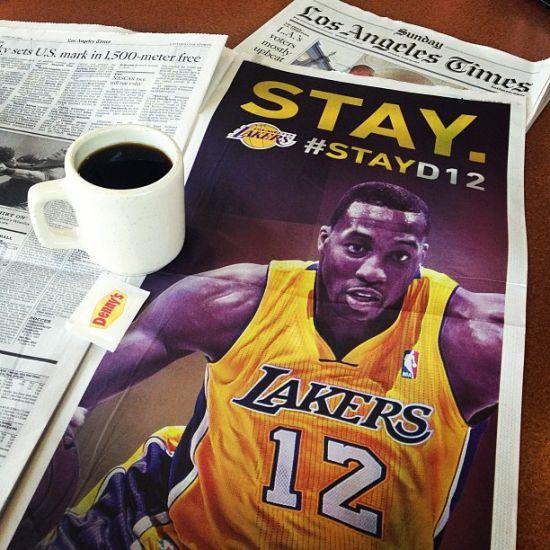 最新一期洛杉矶时报