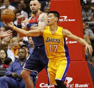 10投0中!林书豪生涯最暗1战NBA本季第一份