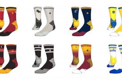NBA签下官方袜子赞助商 联盟进入花袜子时代