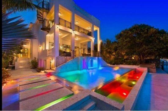 詹姆斯出售在迈阿密的豪宅