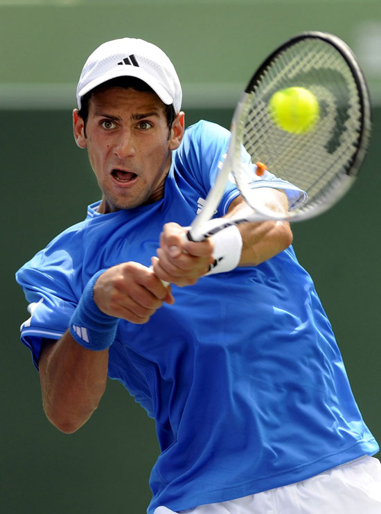 novak djokovic pictures. Novak Djokovic of Serbia