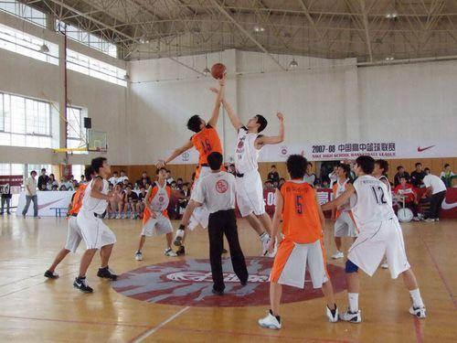 打出荣耀08耐克广东模板篮球赛区中国高中开高中答题作文语文联赛图片