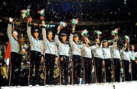1982年秘鲁女排世锦赛冠军