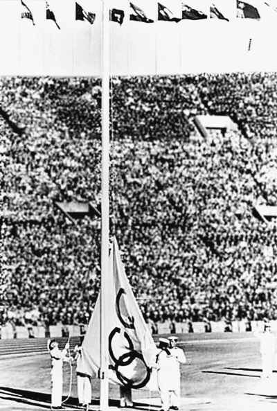 奥运记忆经典一刻:东京迎来圣火奥运首次光临亚洲