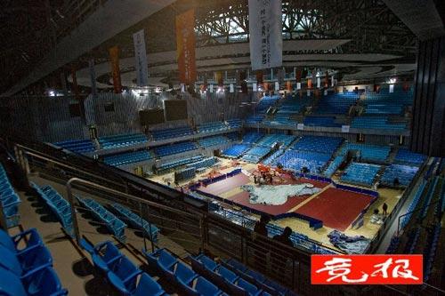 """奥运场馆运行团队乒乓球团队:不让场馆露半点""""风声"""""""