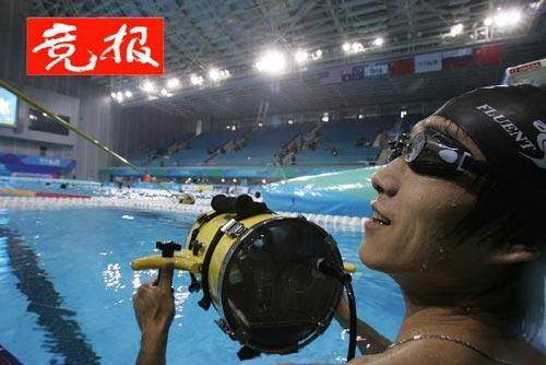 中国水球公开赛今日正式开赛 英东游泳馆改建迎首考