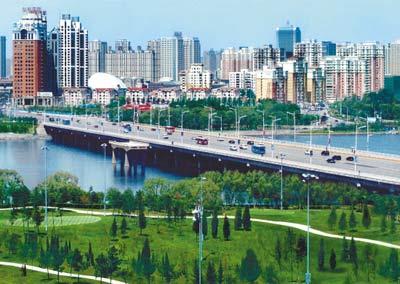 沈阳市:东北三省交通要地 老工业基地核心要塞