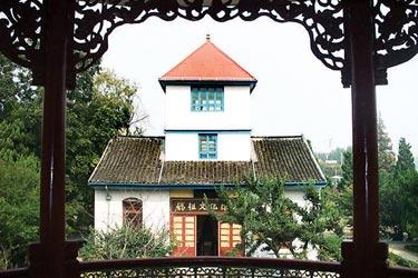 南通景点:中国人建造的第一座博物馆南通博物苑